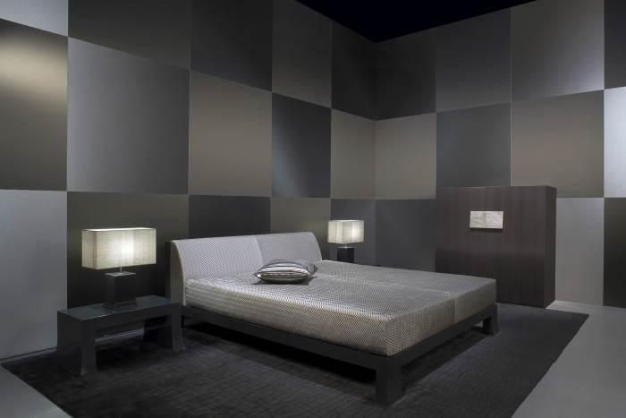 חדר שינה קלאסי מדגם אומגה, בעיצוב ARMANI CASA, (צילום: יח