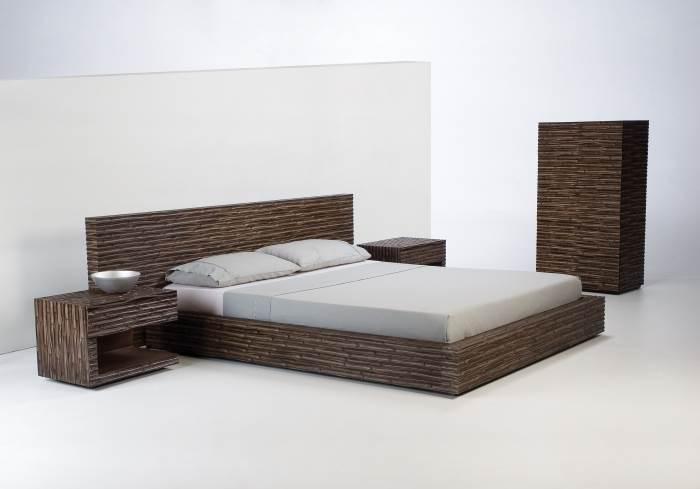 מיטת הבמבוק Kabuki Bed, להשיג ברשת SIAM, (צילום: יח