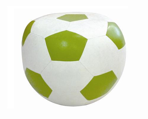 הדום כדורגל בלבן וירוק של רהיטי גבעת ברנר, מחיר - 499 ¤, (צילום: יח