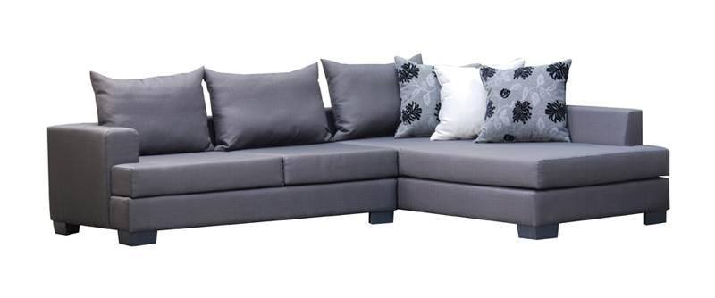 ספה בצורת ר