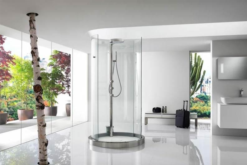 גם 25% הנחה וגם התקנה חינם. מקלחון Miterani מדגם DESIGNER ברשת אלוני (צילום: יח