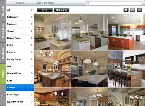 אפליקציית העיצוב HOUZZ. כמו לדפדף במגזין מעוצב ומעורר השראה