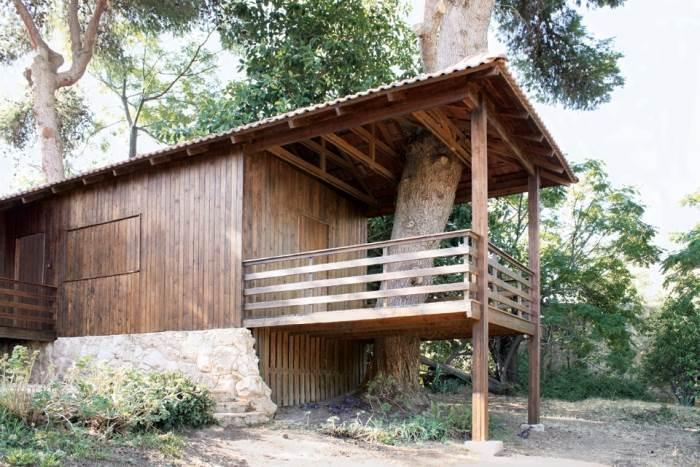 יתרונותיה העיקריים של בניה קלה הם במהירות ובעלויות הבנייה הנמוכות יחסית שלה (צילום: גולני אדריכלים)<br/><br/>