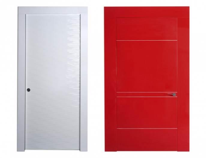 מידות לפי הזמנה ודיגומים על-פי רצונו של האדריכל. דלתות הפנים החדשות של רשפים במחירים המתחילים ב-1400 ¤ ומעלה(צילום: יח