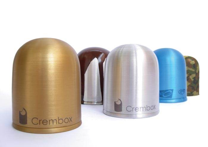 אז מה אוכלים קודם, את העוגייה או את הקצפת? Crembox  - קופסא לקרמבו של אביחי שורין (צילום: אביחי שורין)