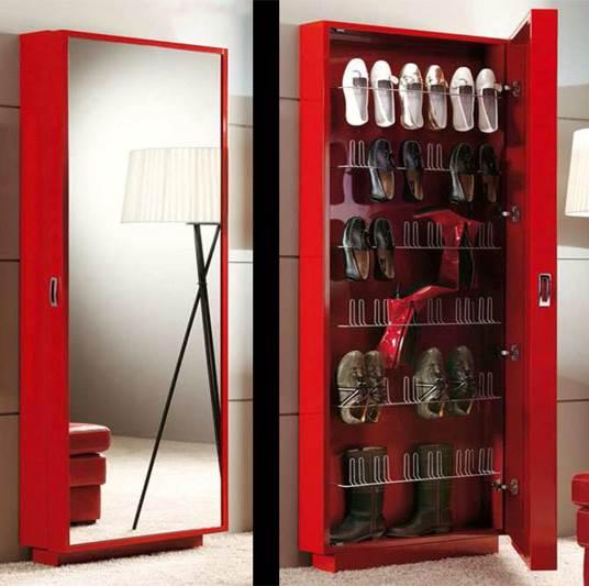 מראה מראה שעל הקיר, מי הכי נעל בעיר? ארון מראה של חברת דופן | מחיר: 4,640 שקלים (צילום: יח