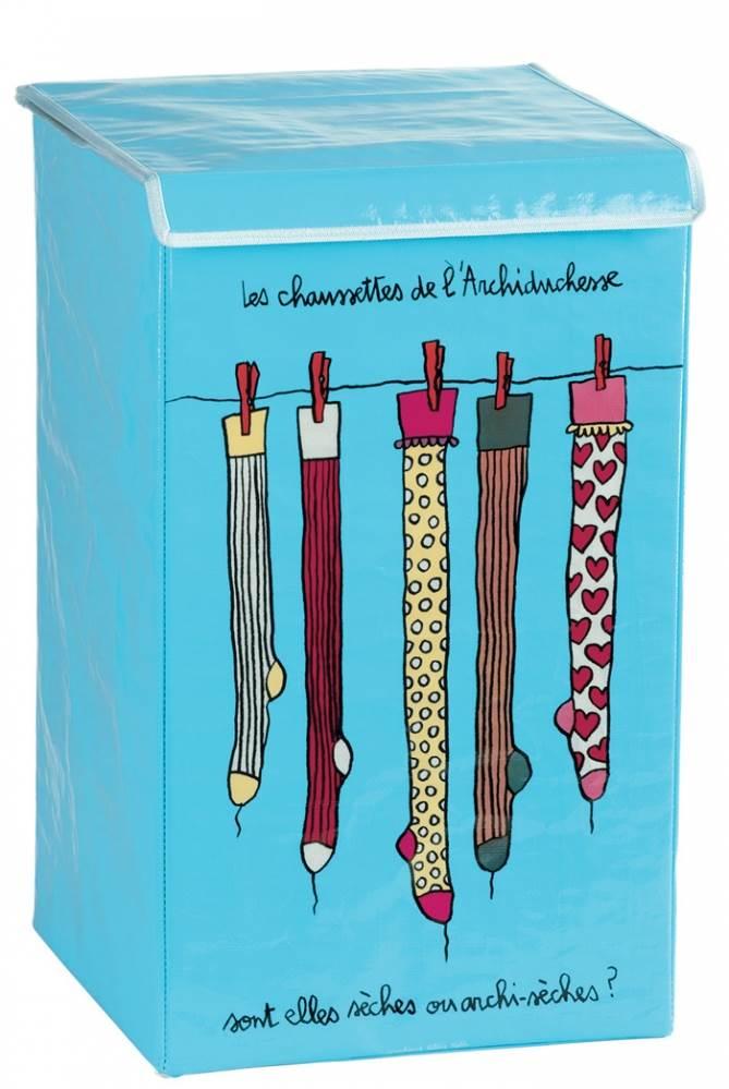 וגרביים – לא חסר? קופסה ייעודית לגרביים של רשת סוהו | מחיר: 189.99 שקלים (צילום: יח
