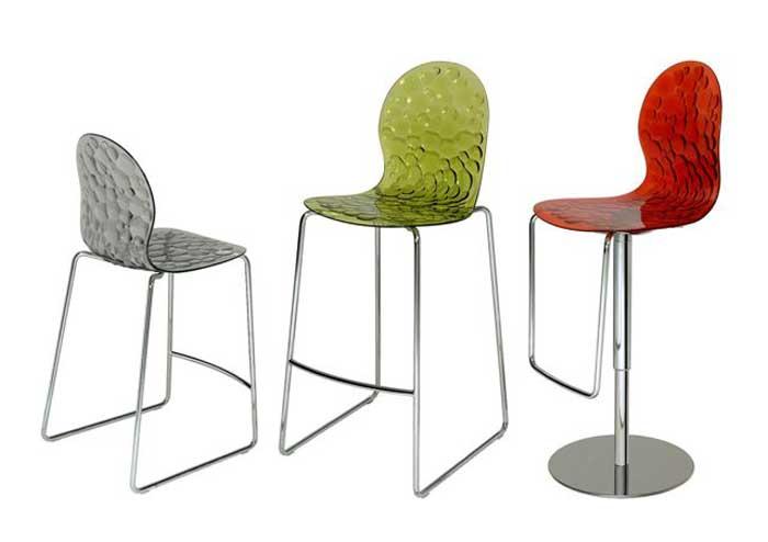 כיסאות בר מעוצבים - ק.ד. בלקוני