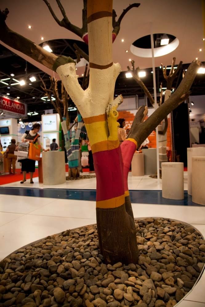 צבעים נועזים מעולם היערות האקזוטיים של חברת נירלט