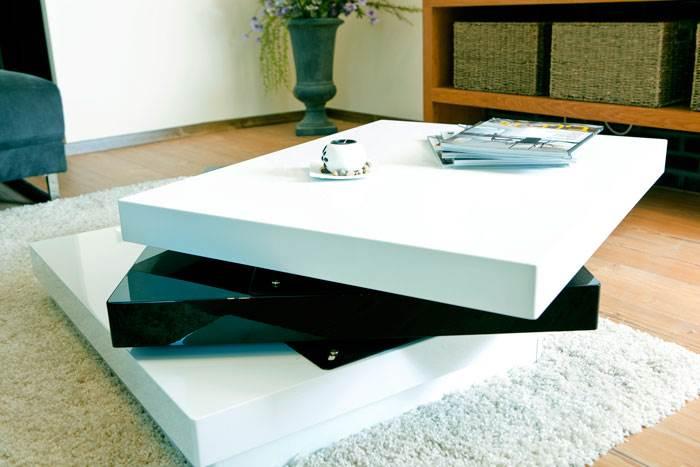 השולחן הסלוני - פריט עיצובי ופונקציונלי כאחד