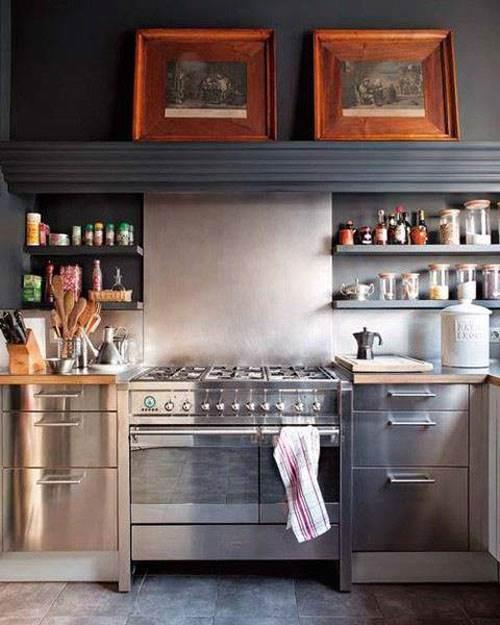 להביא את המודרני לתוך המטבח
