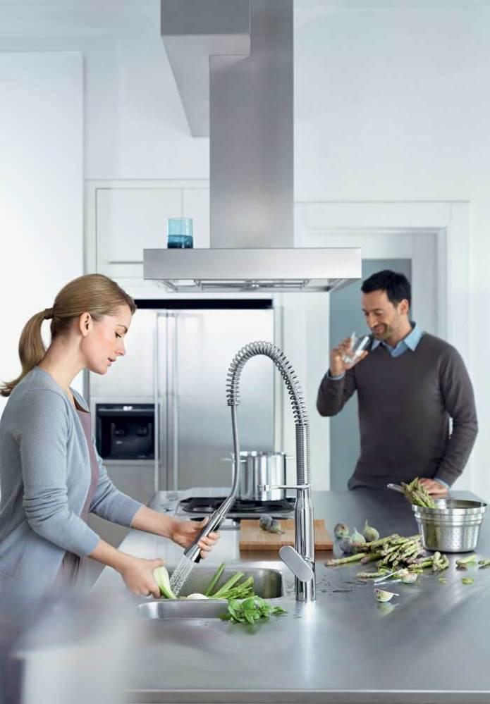 המטבח: מקום למפגש בין עיצוב לטכנולוגיה