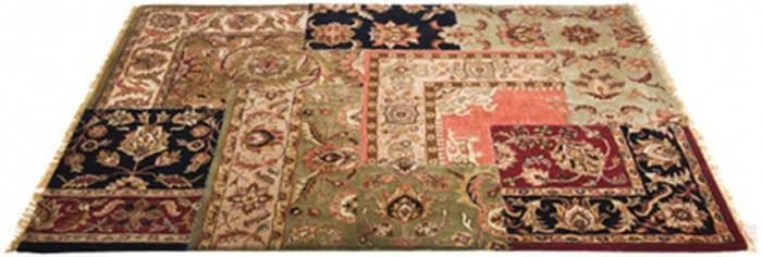 מצמר או ויסקוזה, בעיטורים מזרחיים או חלק - שטיח תמיד יכול להוסיף חום לחלל. שטיח פרסי של Kare Design