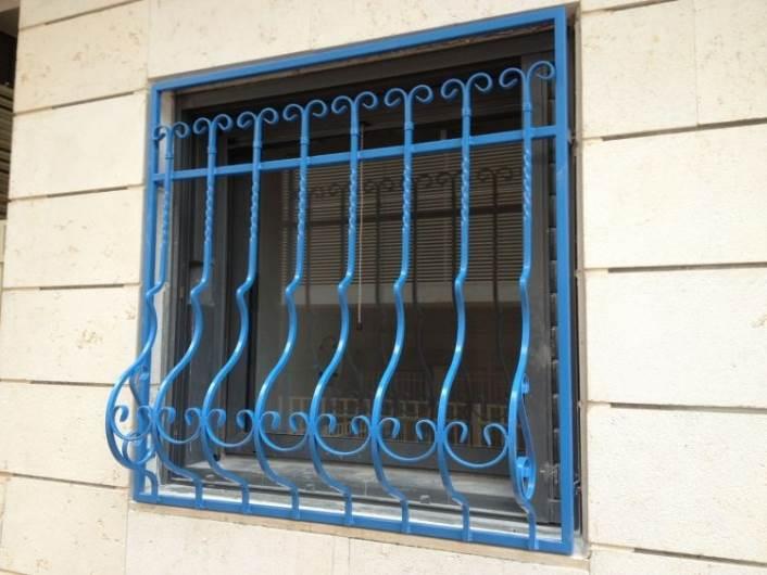 מבוקשים במיוחד: סורגים עם בטן. מבית סגנון-אמנות העיצוב במתכת www.msignon.co.il