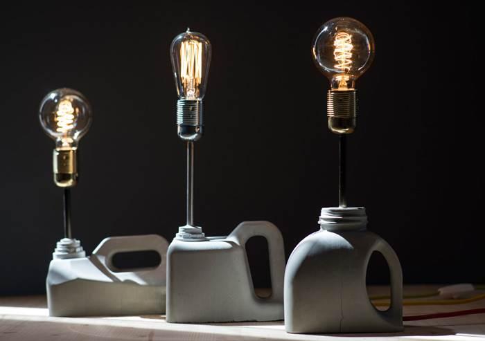 אלון ביטון- עיצוב מוצר וצורפות. מנורות ג