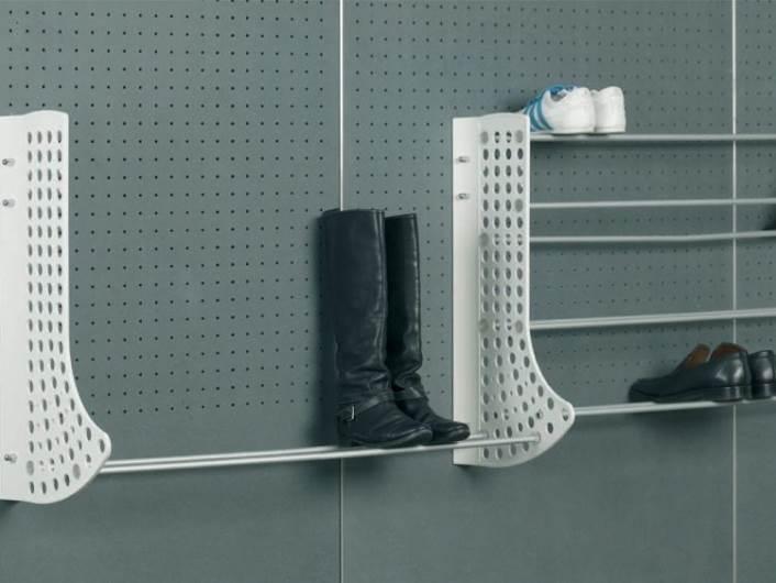 קל להתקנה, דינמי ומודולרי: פתרון אחסון לחדר הארונות מבית בלורן
