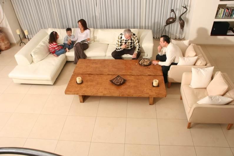 אוויר נעים ולא מייבש, וחימום אחיד בכל הבית: היתרונות של חימום תת-רצפתי. תמונת אילוסטרציה באדיבות ספו דומוטק