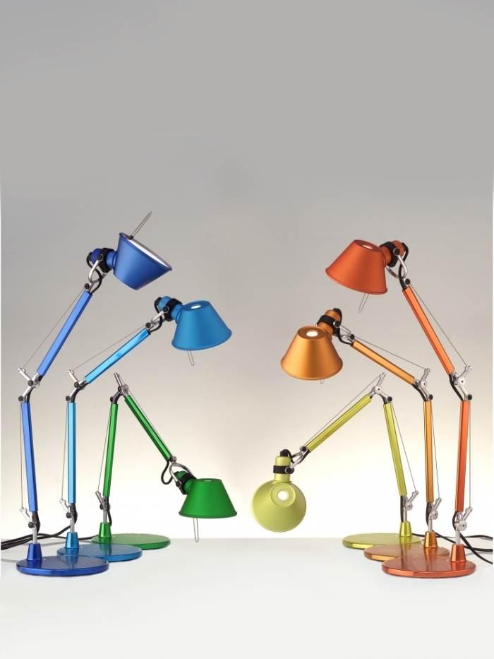 50% הנחה על גופי תאורה נבחרים: Tolomeo Tavolo מבית קמחי תאורה. צילום: יח