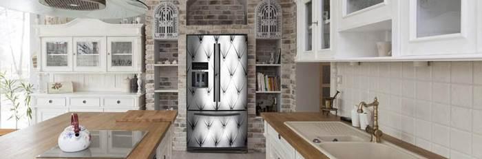 עכשיו גם למטבח- המקרר שלכם ייראה אחרת עם תמונת מגנט מעוצבת בשלל דוגמאות