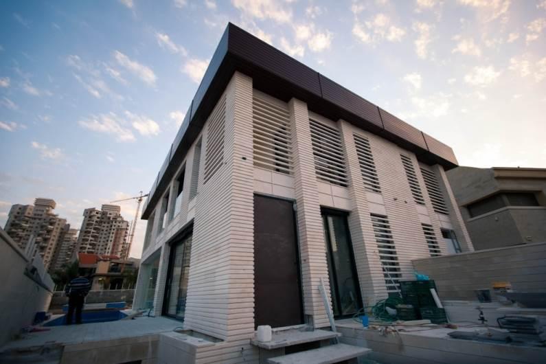 וילה פרטית בראשון לציון שנבנתה באמצעות יבוא אישי מסין. צילום: יבוא 4 יו