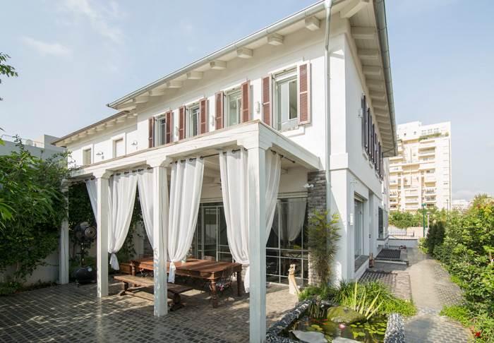 ללכת עם הסגנון שאוהבים - בית בסגנון טוסקני של לב אדריכלות