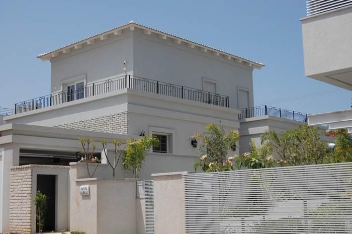 בית בסגנון פרובנס בהוד השרון