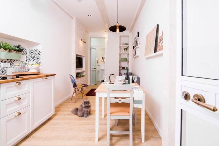 ממחסן מוזנח ליחידת דיור מתוקתקת - פרויקט בעיצוב שירן לידור