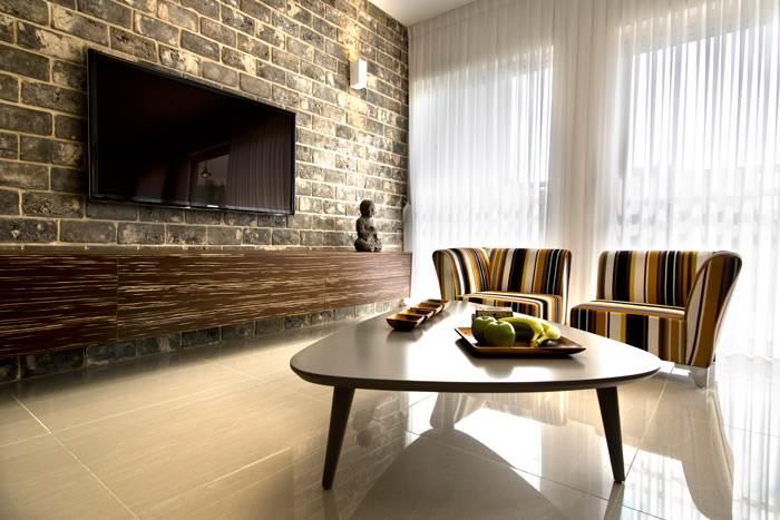 סגנונות אקלקטים המותאמים לדרישת הלקוח- עיצוב בית בתל מונד