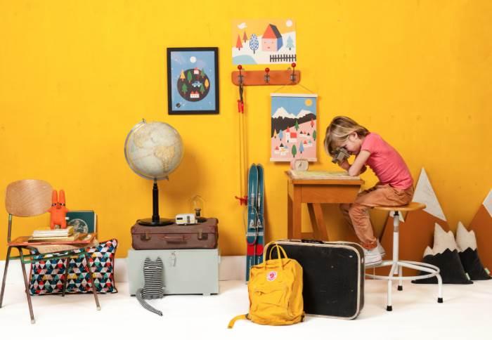 צהוב לילד נמרץ מדי? צילום: rafa-kids.blogspot.co.il