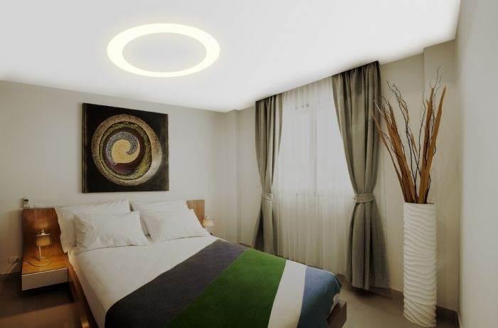 תאורה נכונה מסייעת לרגיעה ולהרגשה טובה.<br/>צילום: יח