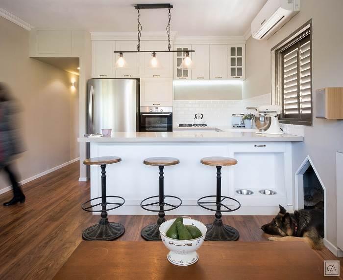 מבט למטבח <br/>צילום: עומרי אמסלם