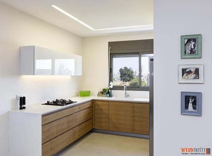 עיצוב המטבח. צילום: נדב פקט