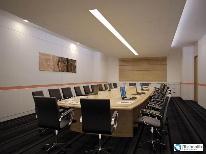 פרופיל תאורה לבית או למשרד