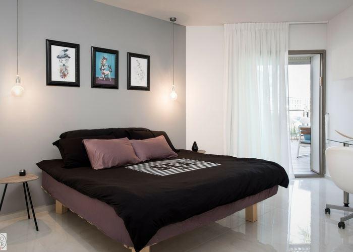 עיצוב חדרי השינה | צילום:עומרי אמסלם