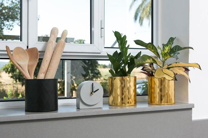 לבקשת הדיירים, הבית עוצב בלבן עם אלמנטים עיצוביים חמים וצמחייה עשירה | צילום: שירן כרמל