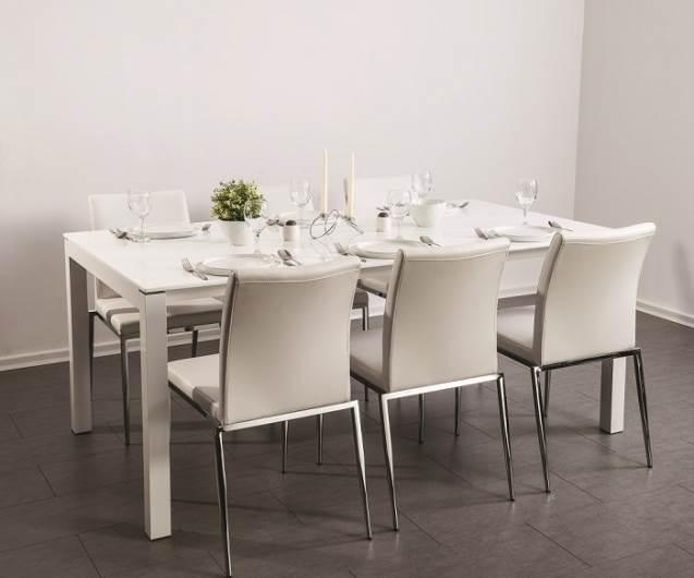 שולחן האוכל הוא אובייקט מרכזי בבית – דאגו שיהיה נוח ופונקציונלי