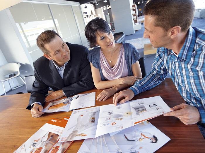 ייעוץ אישי ללא תשלום לתכנון המטבח וחדרי הבית