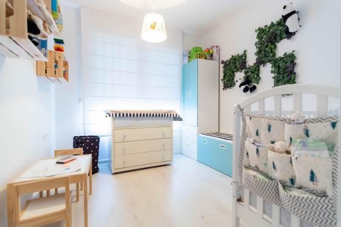 חדר ילדים <br/>צילום: מיכל רימון