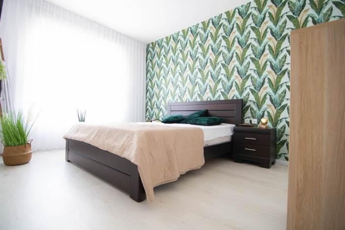 מבט נוסף לחדר השינה<br/>צילום: מיכל רימון
