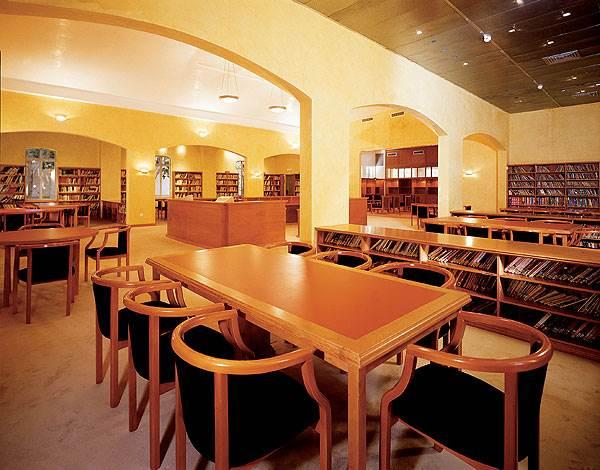 ספריה קהילתית בבית הספר