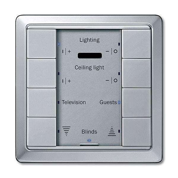 פנל שליטה של Schneider Electric, Merten<br/>(צילום: יח