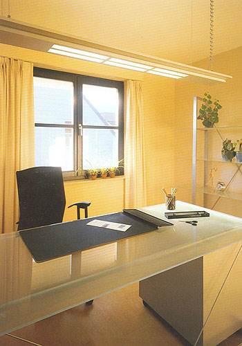 משרד עבודה צעיר ודינאמי, קמחי תאורה</br>(צילום: יח