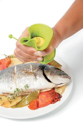 פתרון יצירתי לסחיטת לימון, דומו, (צילום: יח