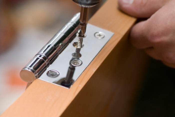 התקנת מנעול המוגן בפני קידוח מבטיחה שגם אם המנעול יינזק, הדלת עדיין תישאר נעולה, (צילום: אילוסטרציה)