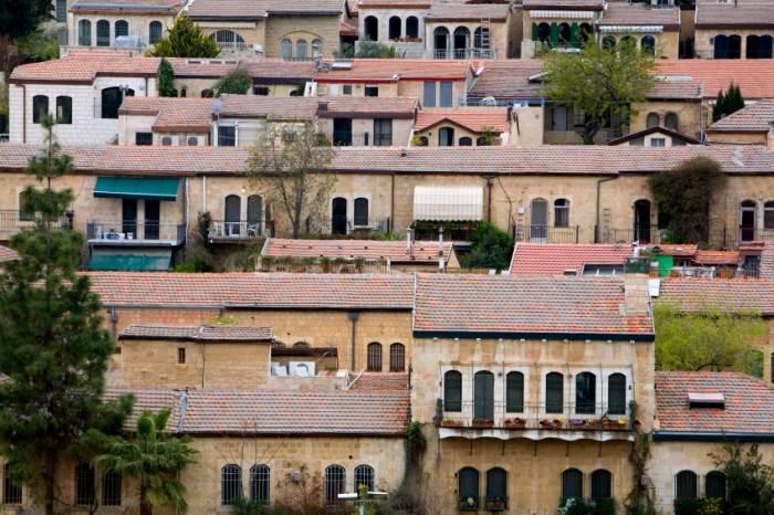 מחוץ לחומות העיר העתיקה נבנו השכונות החדשות של ירושלים, שכונת ימין משה, (צילום: istock)