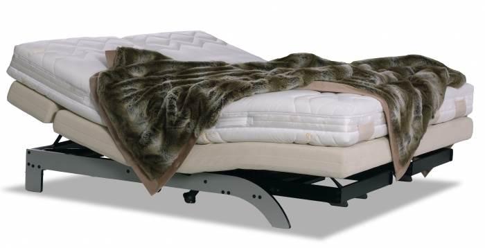 SAFETY TOUCH – מערכת הגנה חשמלית במעגל סגור, המאפשרת ניתוק זרם החשמל המגיע ממקור החשמל למיטה, מרגע שעצם מסוים נוגע בחלק התחתון של המיטה,