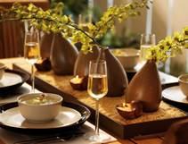 ין ויאנג בשולחן החג