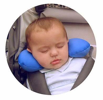 כריות לצוואר התינוק מבית