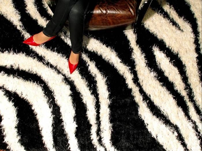 מקולקציית השטיחים טרנדי של כרמל, במחיר 1,275 שח, (צילום: יחצ)