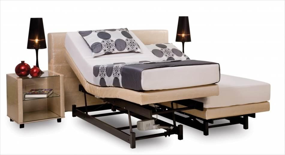 HIGH RISE, המיטה המתכווננת של רשת